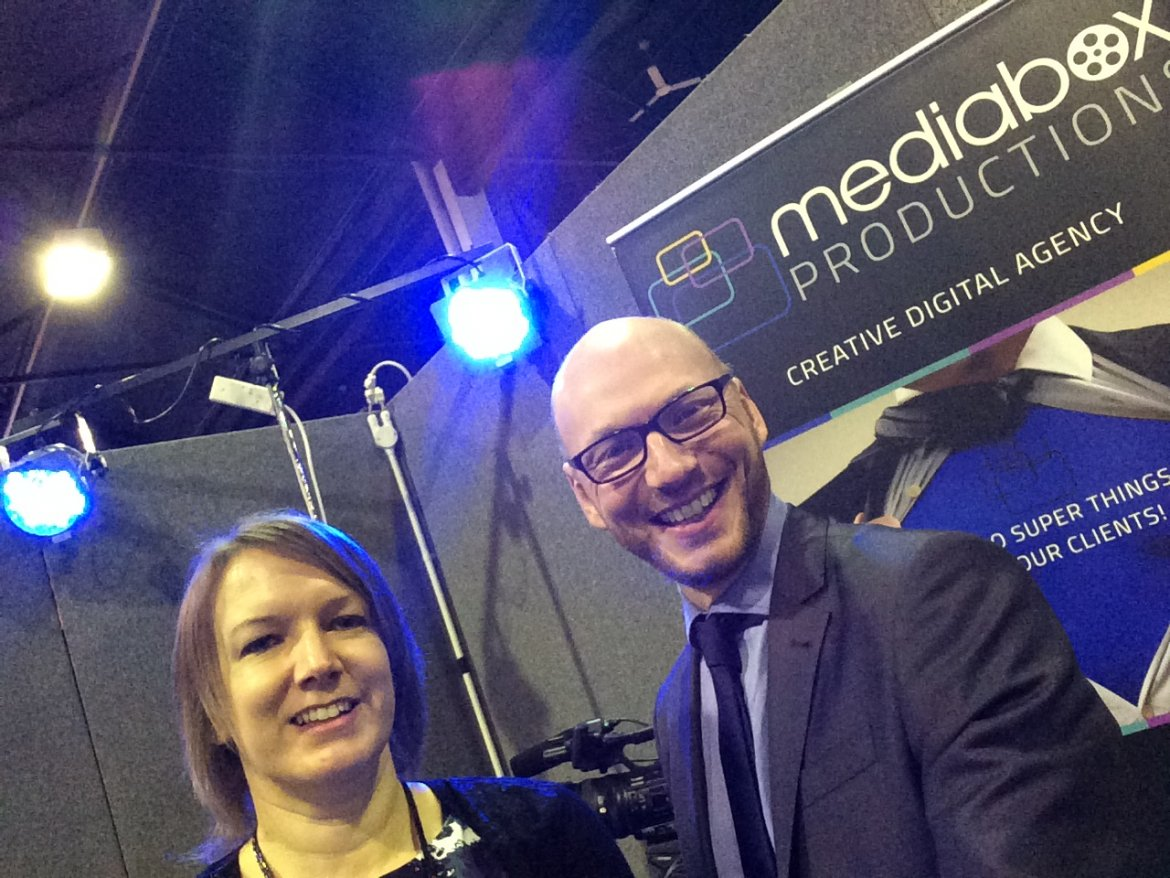 Mediabox Productions at Love Business 2016
