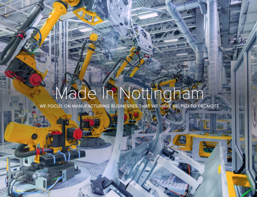 Made in Nottingham