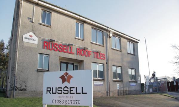 Russell Roof Tiles Portfolio