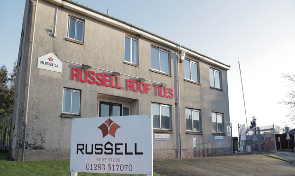 Russell Roof Tiles Portfolio