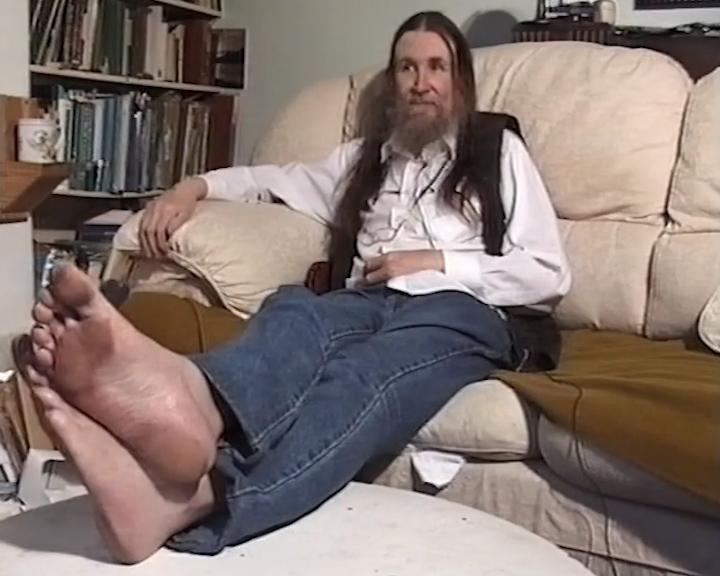 Pete the feet