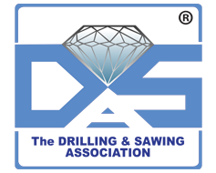 DRILLING AND SAWING ASSOCIATION LOGO