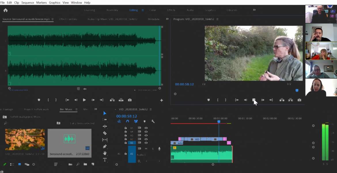 Premiere Pro Video Editing Course Mediabox Productions